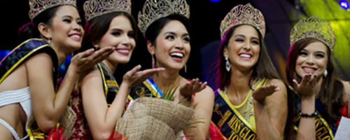 Camille Hirro takes home Ms. REDFOX Philippines award
